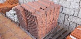 Tejas para tejado