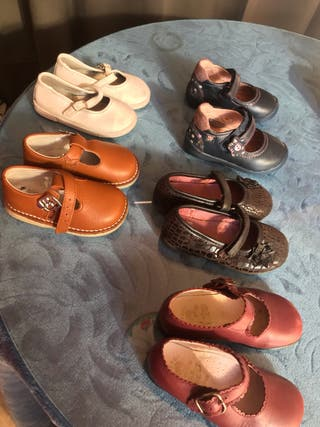 Zapatos niña 22-24