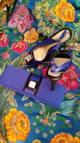 ÚLTIMO PRECIO!!! zapatos MENBUR+ regalo bolso