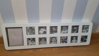 Marco de fotos(Baby Art)