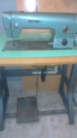Máquina de coser industrial / REFREY de segunda mano por
