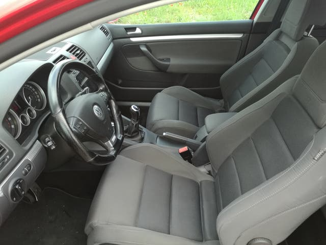 Volkswagen Golf r32 2008