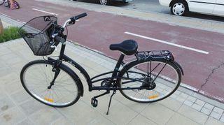 Bicicleta de paseo adulto