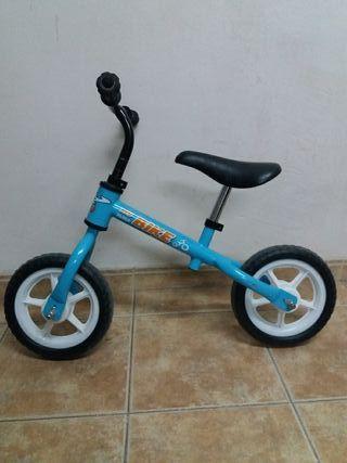 Bicicleta niño sin pedales