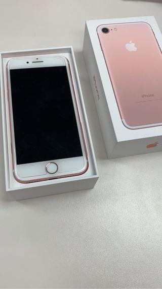IPhone 7 rosa de 128Gb