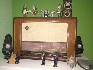 Radio Philips antigua.