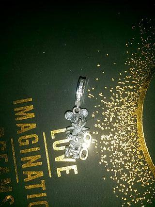 charms de plata Mickey 90aniversario