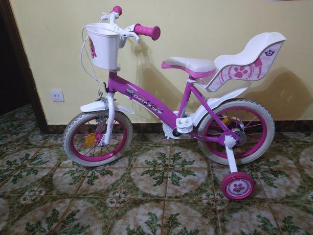 Bicicleta casi nueva!!