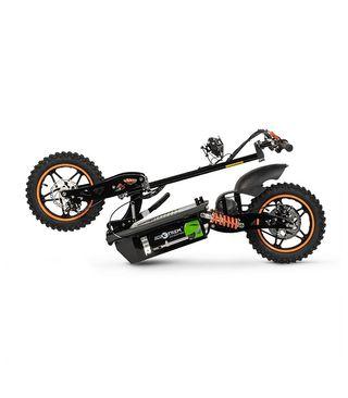 Patinete-Scooter Eléctrico plegable tipo moto2000w