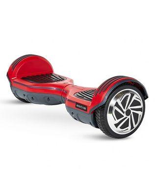 """Hoverboard 6.5"""" Color Rojo, Bluetooth, Altavoz Y L"""