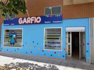 Local Celebraciones y eventos Garfio Sevilla