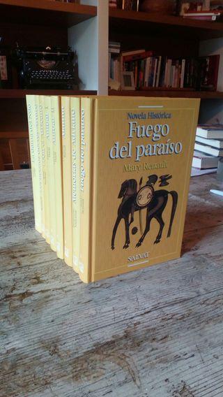 Colección libros Historia.