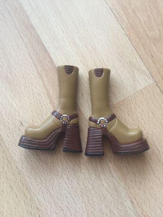 Botas zapatos bratz