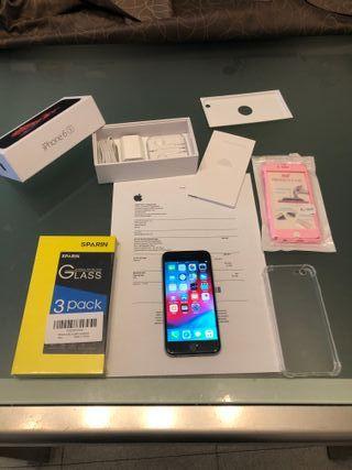 Iphone 6S 32gb Gris espacial LIBRE con factura