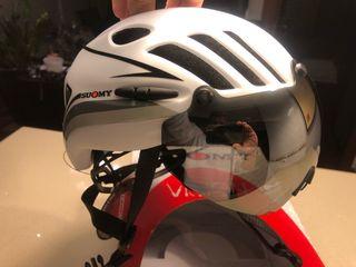 Casco bicicleta aero Suomy Visión NUEVO