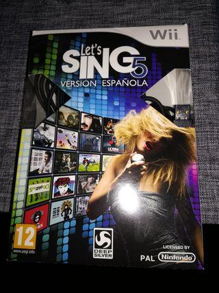 Let's Sing Version Española