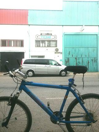 bicicleta mtb 8 marchas