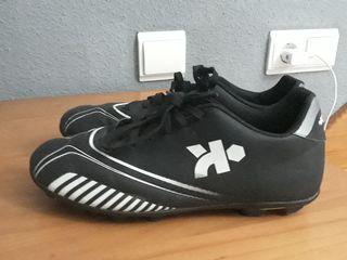 botas fútbol tacos niño