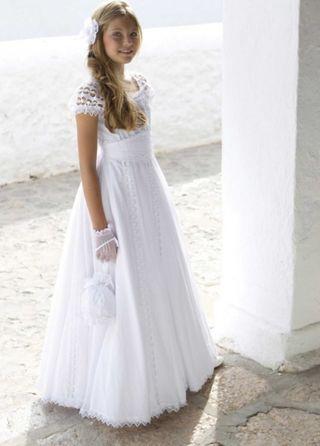 Vestidos de comunion ibicencos en madrid