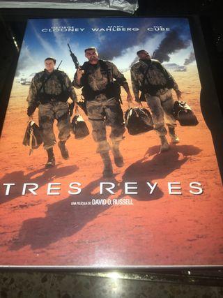 Pelicula dvd TRES REYES