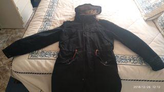abrigo Springfield talla m