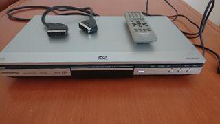 PANASONIC DVD-S35, Reproductor