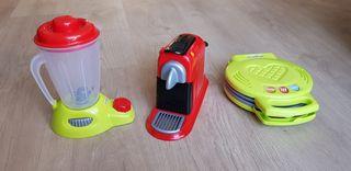 Kit juguetes cocina