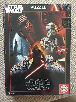 Puzzle Educa Star Wars - 1000 piezas