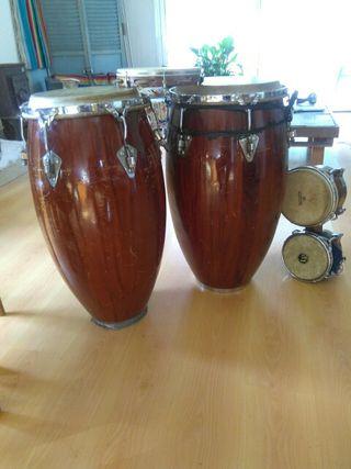 Clases de conga bongo pandeiro