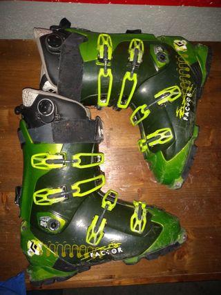Botas esquí de montaña Black Diamond Factor 28,5