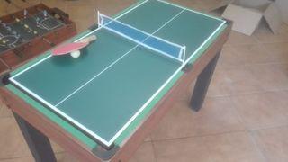 Futbolí nen convertible a billar,tenis taula i més