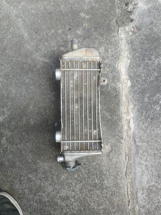 radiador ktm