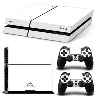 Vinilo Blanco para PlayStation 4 SLIM PS4 SLIM
