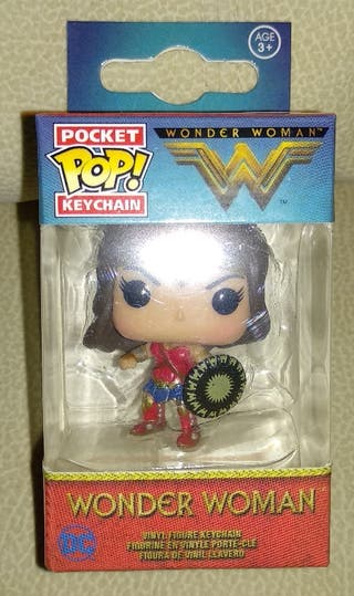 llavero funko pop Wonder Woman