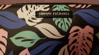 Cartera original Armani Exchange sin estrenar