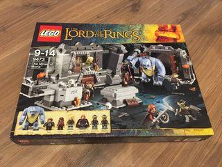 Lego Ref 9473 el señor de los anillos.