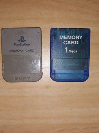 Memory card ps