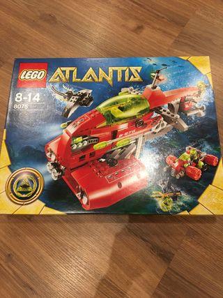 Lego atlantis. Barco Neptuno