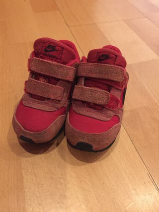zapatillas nike niña 22
