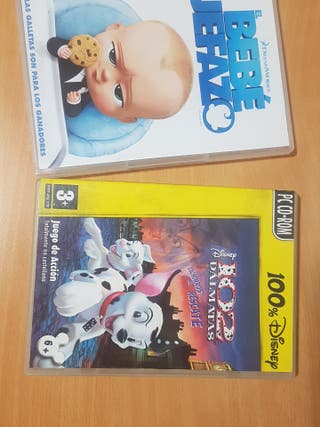 pelicula y juego pc para niños ideal reyes