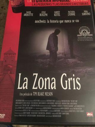 Pelicula dvd LA ZONA GRIS