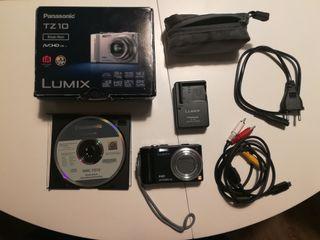 Cámara Panasonic Lumix DMC-TZ10