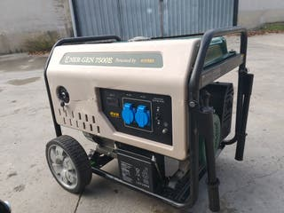 GENERADOR ENER-GEN 7500 MN A/E KIOTSU-190
