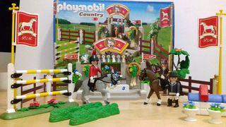 Playmobil Country - Competición de caballos (5224)