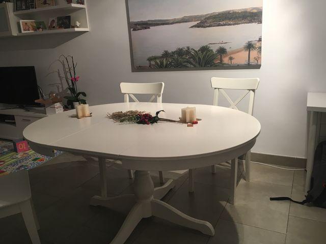 Mesa comedor segunda mano de segunda mano por 90 € en Vilanova i la ...