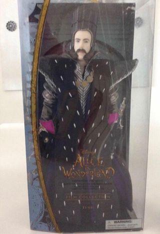 Muñeco Tiempo, de Alícia a través del espejo.