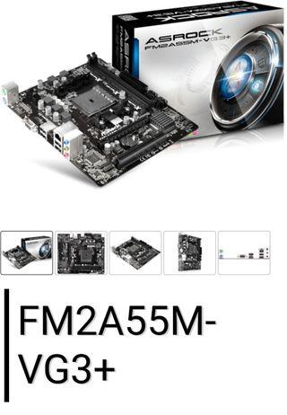 Procesador + Placa Base AMD