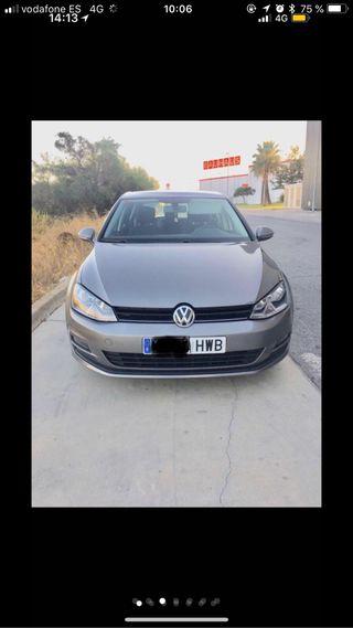 Volkswagen Golf seri 7 2014