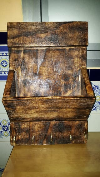 trabajo de madera