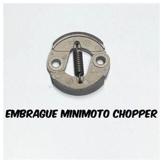 Embrague patinete chopper minimoto